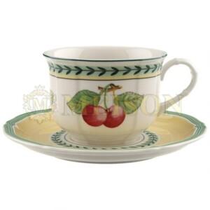Чайные чашки 0,35 л French Garden Villeroy & Boch